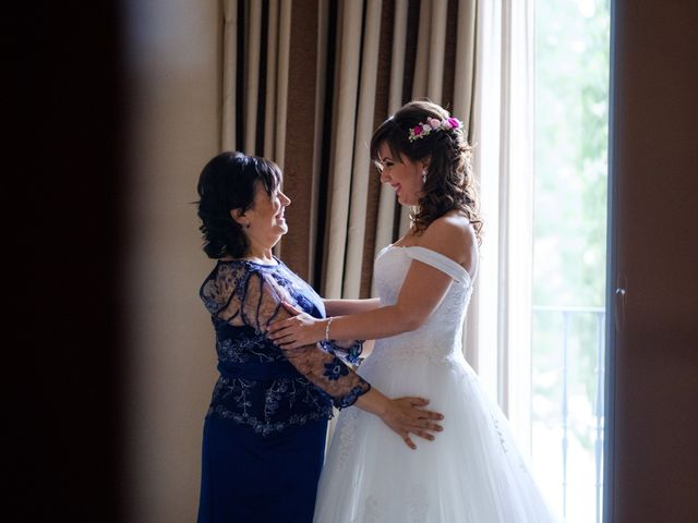 La boda de Dani y Sara en Aranjuez, Madrid 31