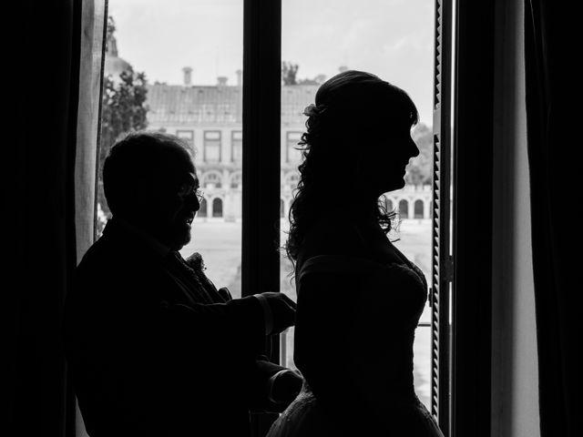 La boda de Dani y Sara en Aranjuez, Madrid 35