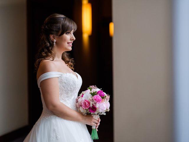 La boda de Dani y Sara en Aranjuez, Madrid 37