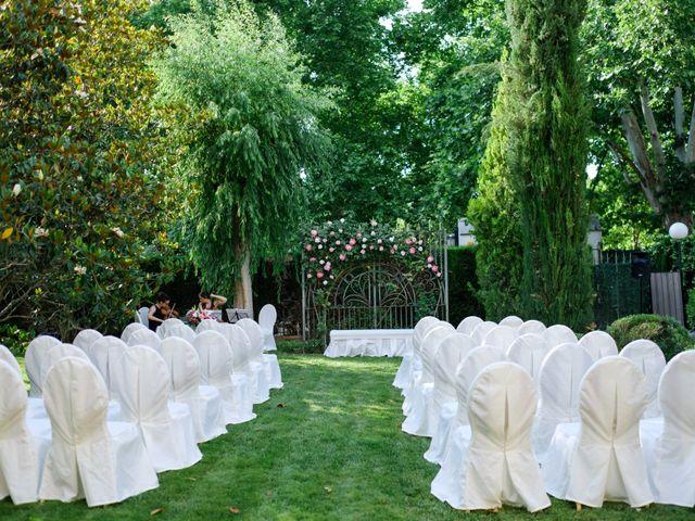 La boda de Dani y Sara en Aranjuez, Madrid 39