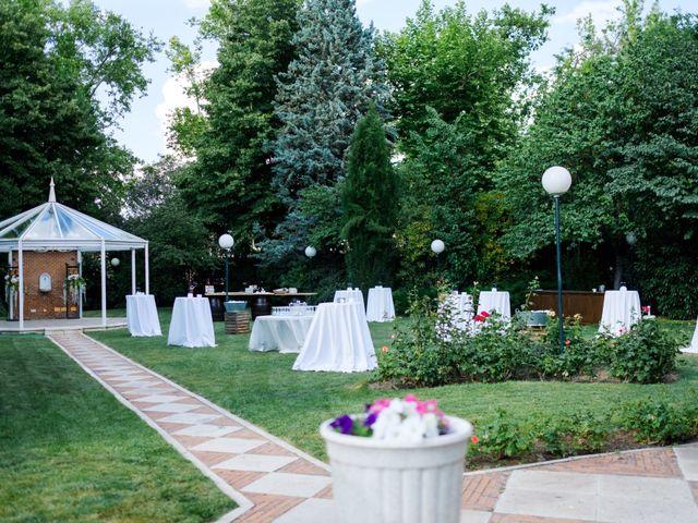 La boda de Dani y Sara en Aranjuez, Madrid 42