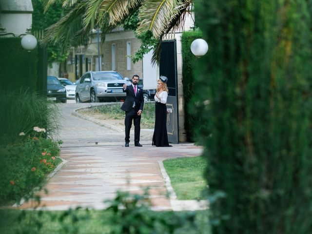 La boda de Dani y Sara en Aranjuez, Madrid 47