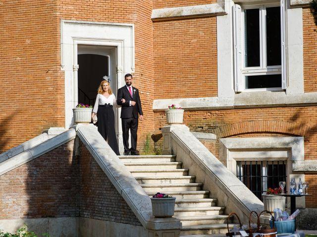 La boda de Dani y Sara en Aranjuez, Madrid 48