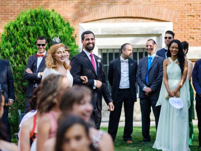 La boda de Dani y Sara en Aranjuez, Madrid 49