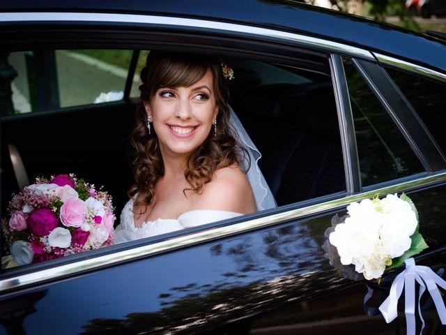 La boda de Dani y Sara en Aranjuez, Madrid 52