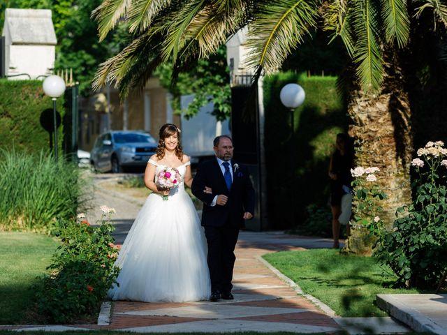 La boda de Dani y Sara en Aranjuez, Madrid 53