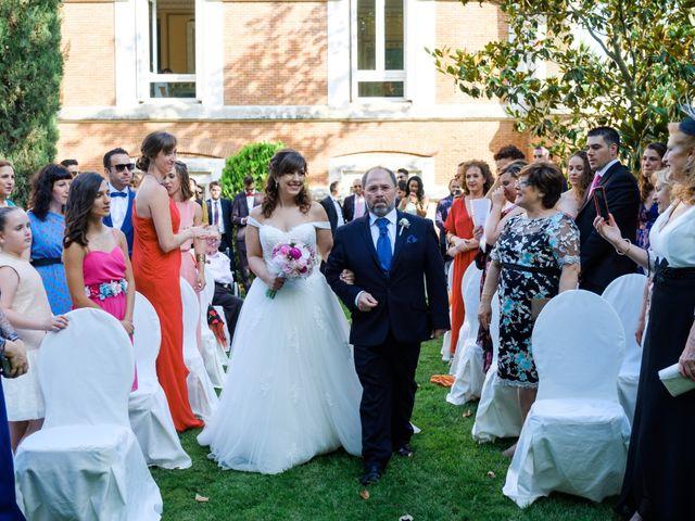 La boda de Dani y Sara en Aranjuez, Madrid 54