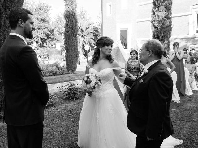 La boda de Dani y Sara en Aranjuez, Madrid 55