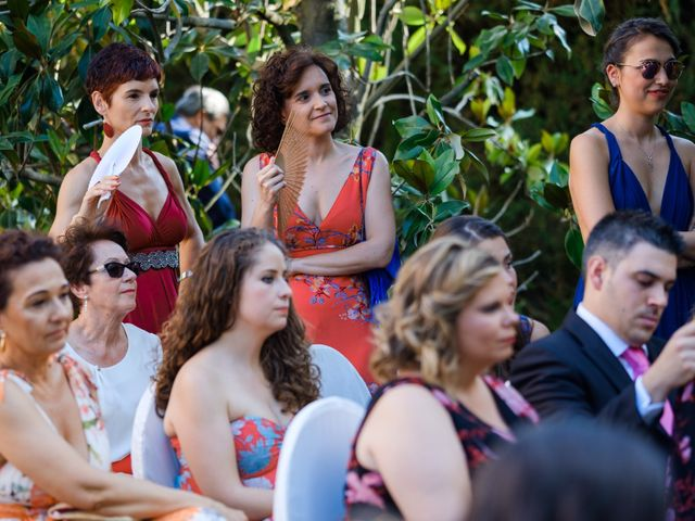 La boda de Dani y Sara en Aranjuez, Madrid 56