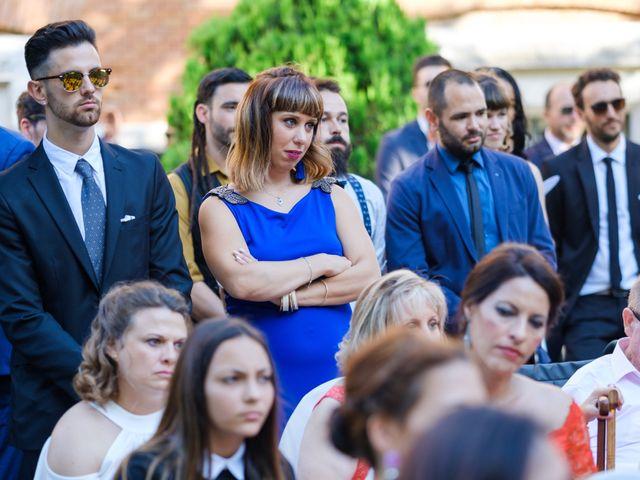 La boda de Dani y Sara en Aranjuez, Madrid 64