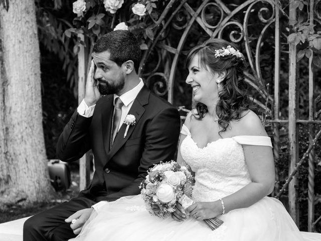 La boda de Dani y Sara en Aranjuez, Madrid 66