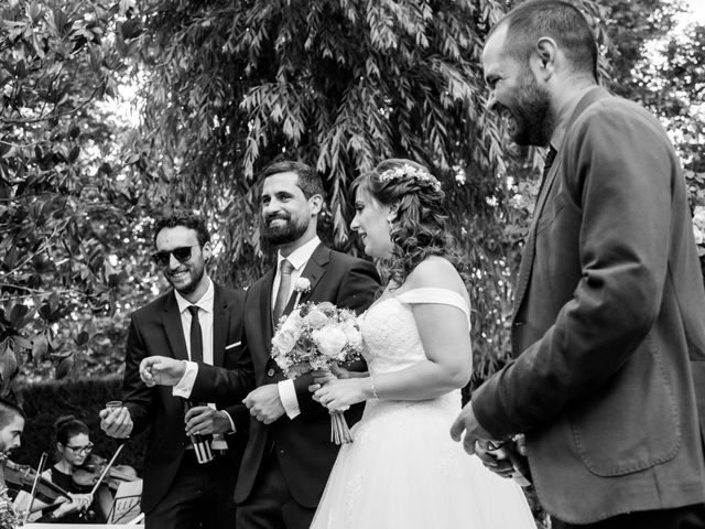 La boda de Dani y Sara en Aranjuez, Madrid 67