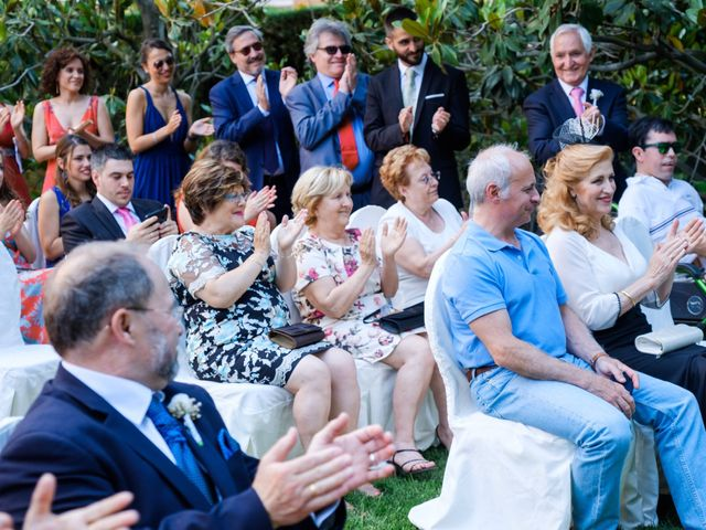 La boda de Dani y Sara en Aranjuez, Madrid 70