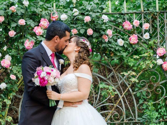 La boda de Dani y Sara en Aranjuez, Madrid 73