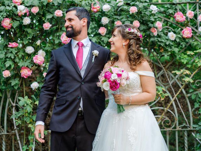 La boda de Dani y Sara en Aranjuez, Madrid 74