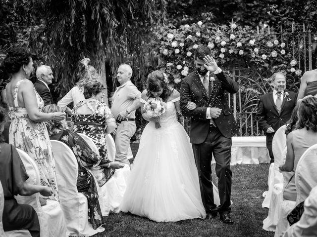 La boda de Dani y Sara en Aranjuez, Madrid 75