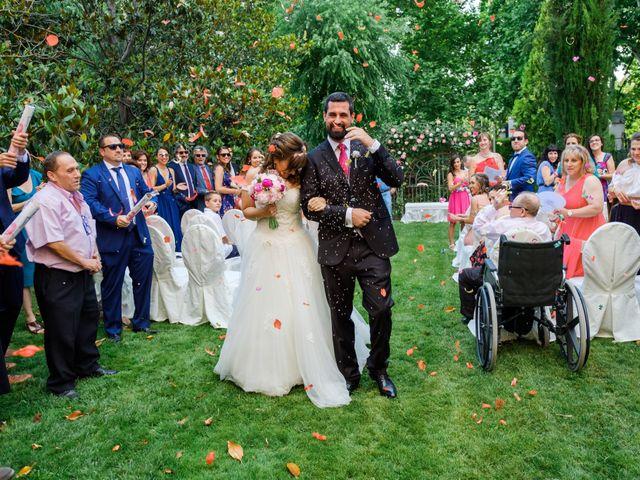 La boda de Dani y Sara en Aranjuez, Madrid 76