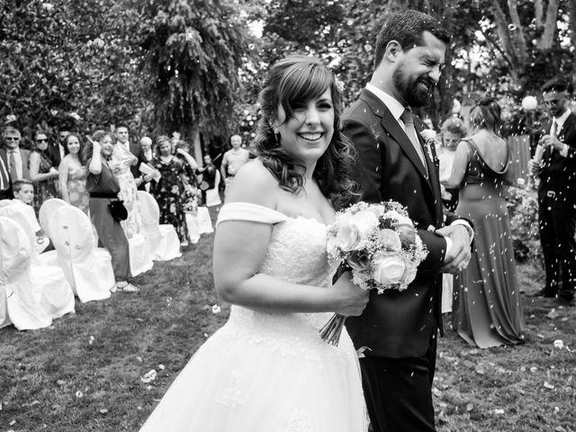 La boda de Dani y Sara en Aranjuez, Madrid 77