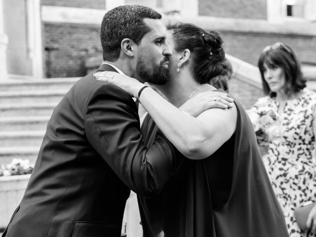 La boda de Dani y Sara en Aranjuez, Madrid 78