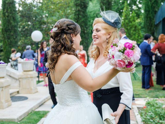 La boda de Dani y Sara en Aranjuez, Madrid 79