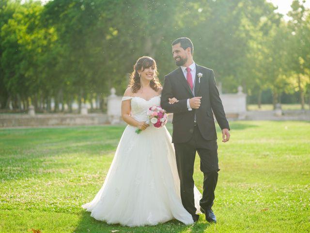 La boda de Dani y Sara en Aranjuez, Madrid 81