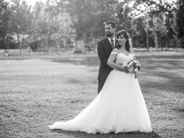La boda de Dani y Sara en Aranjuez, Madrid 84