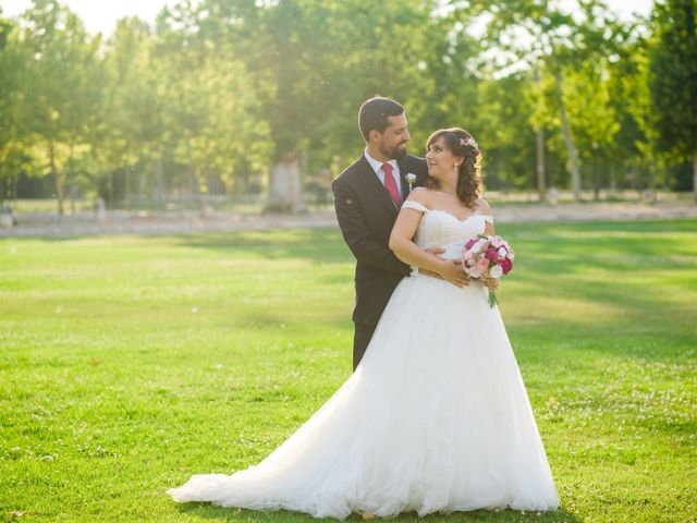 La boda de Dani y Sara en Aranjuez, Madrid 85