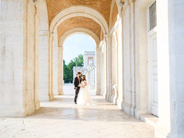 La boda de Dani y Sara en Aranjuez, Madrid 87