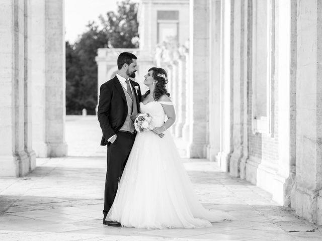 La boda de Dani y Sara en Aranjuez, Madrid 88
