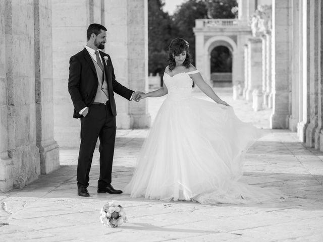 La boda de Dani y Sara en Aranjuez, Madrid 90