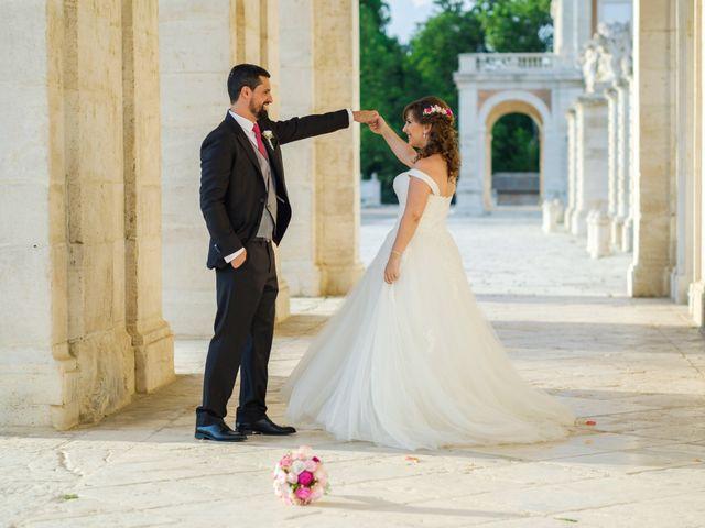 La boda de Dani y Sara en Aranjuez, Madrid 91