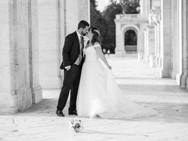 La boda de Dani y Sara en Aranjuez, Madrid 92