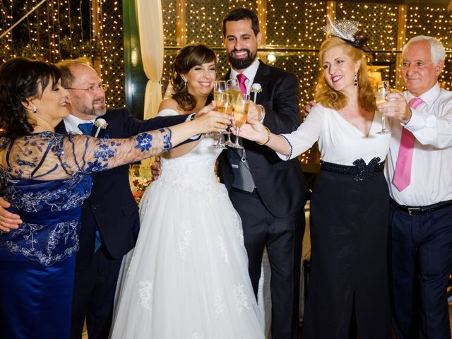 La boda de Dani y Sara en Aranjuez, Madrid 112