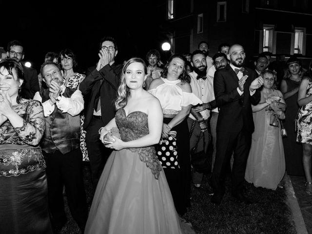 La boda de Dani y Sara en Aranjuez, Madrid 127