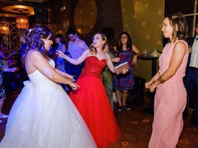 La boda de Dani y Sara en Aranjuez, Madrid 133