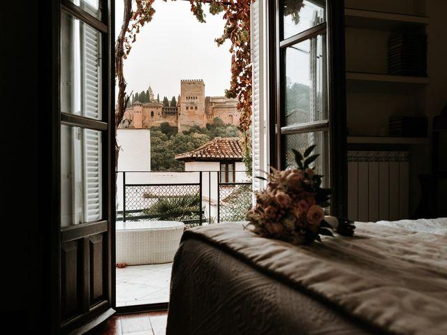 La boda de Alberto y Ana en Granada, Granada 2