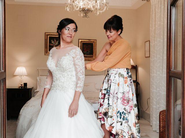 La boda de Alberto y Ana en Granada, Granada 19