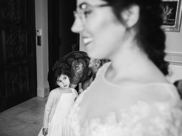 La boda de Alberto y Ana en Granada, Granada 21