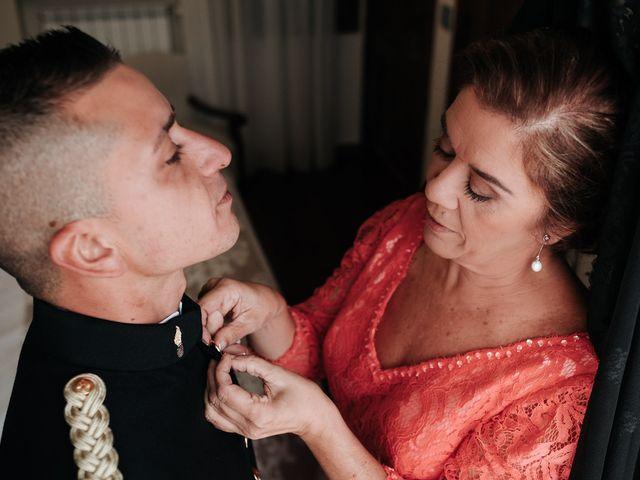 La boda de Alberto y Ana en Granada, Granada 22