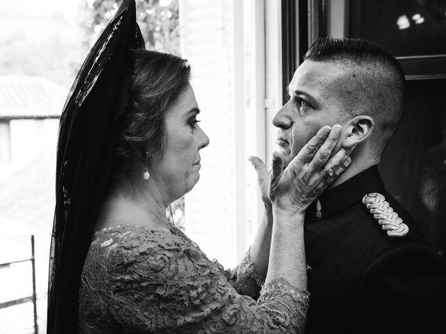 La boda de Alberto y Ana en Granada, Granada 23