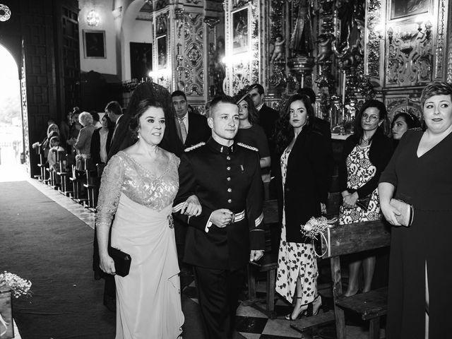 La boda de Alberto y Ana en Granada, Granada 39