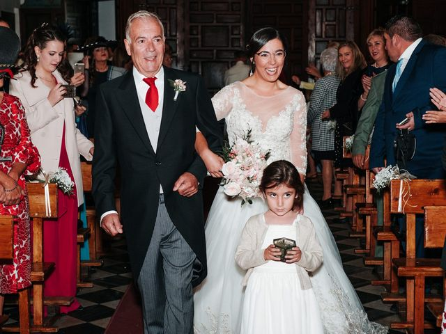 La boda de Alberto y Ana en Granada, Granada 42