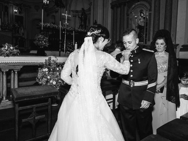 La boda de Alberto y Ana en Granada, Granada 43