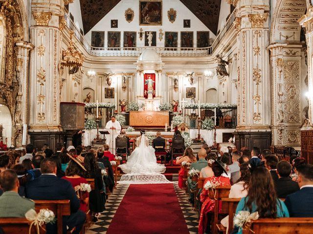 La boda de Alberto y Ana en Granada, Granada 44