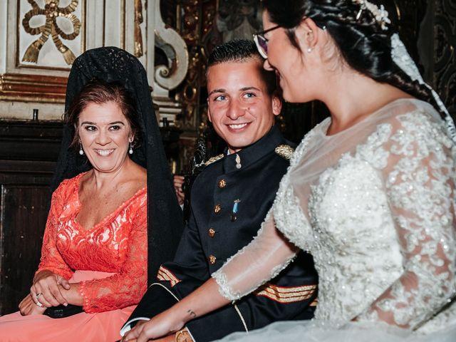 La boda de Alberto y Ana en Granada, Granada 46