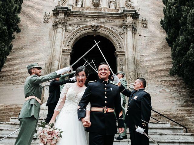 La boda de Alberto y Ana en Granada, Granada 52