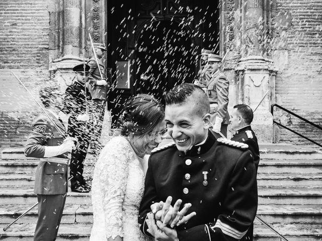 La boda de Alberto y Ana en Granada, Granada 53