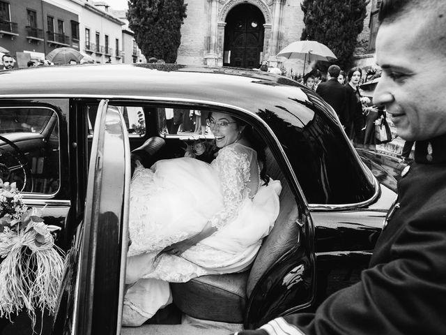 La boda de Alberto y Ana en Granada, Granada 54