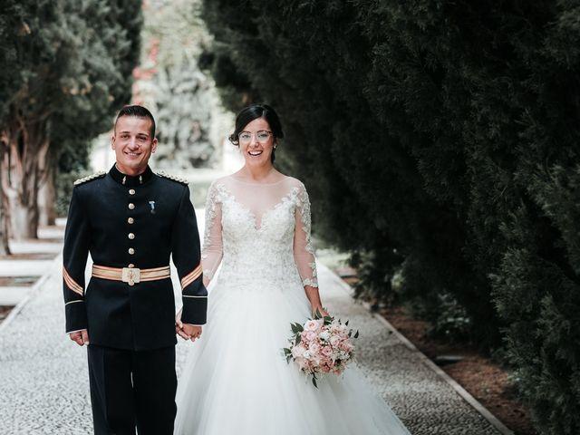 La boda de Alberto y Ana en Granada, Granada 58
