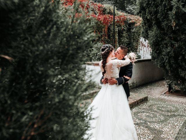 La boda de Alberto y Ana en Granada, Granada 60